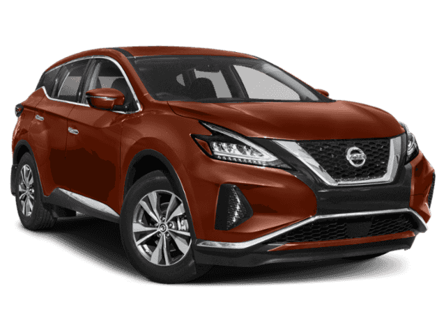 New 2019 Nissan Murano SV With Navigation & AWD