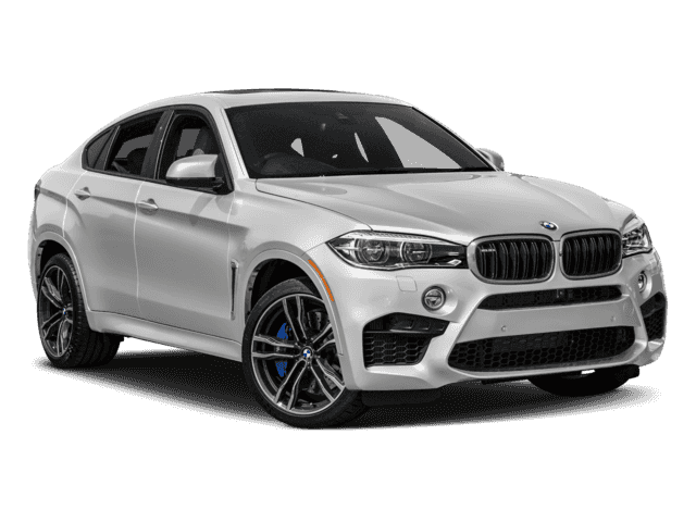 New 2018 BMW M Model X6 M With Navigation & AWD