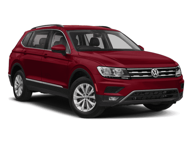All-New Tiguan 2.0T SEL