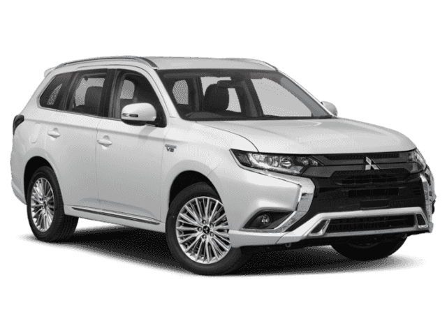 New 2020 MITSUBISHI OUTLANDER PHEV SEL Four Wheel Drive S-AWC