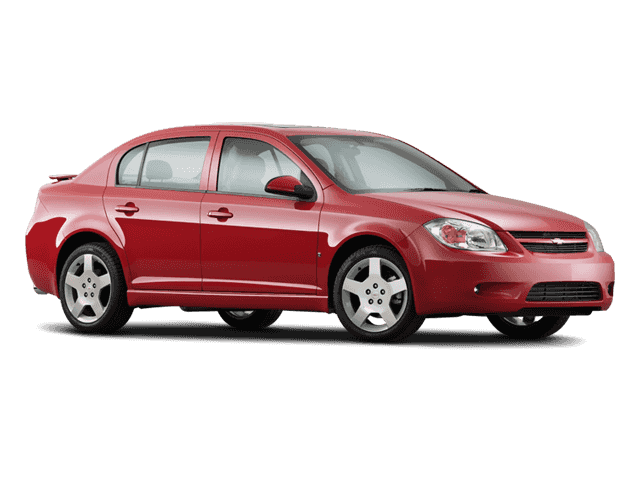 Pre-Owned 2008 CHEVROLET COBALT LT Sedan 4