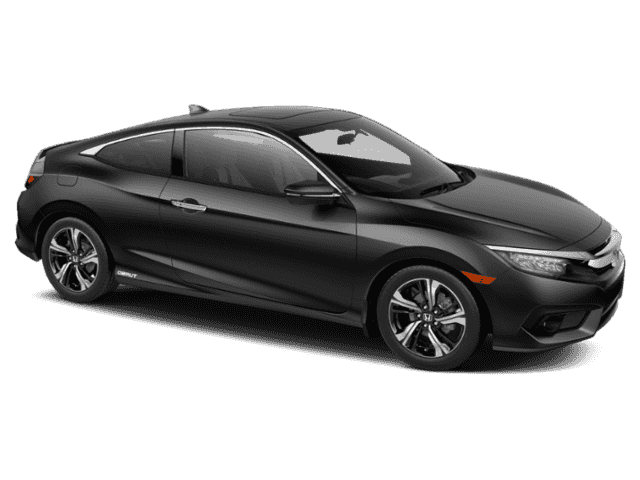 New 2018 Honda Civic Coupe Touring CVT