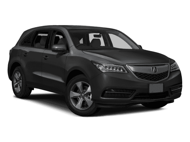 New 2016 Acura MDX BASE