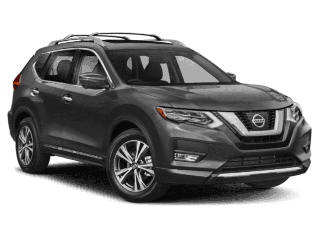 New 2019 Nissan Rogue SL 4dr Front-wheel Drive