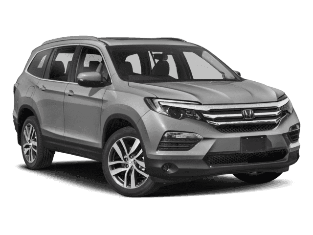 New 2018 Honda Pilot Touring With Navigation & AWD