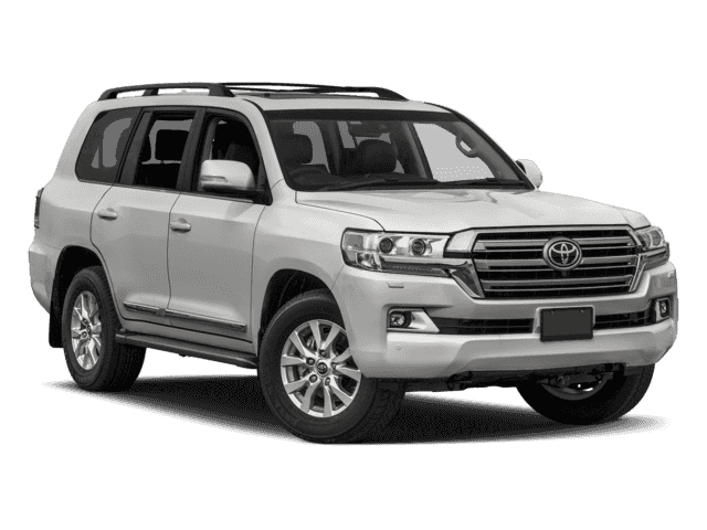New 2018 Toyota Land Cruiser V8 Suv In Bozeman T81183