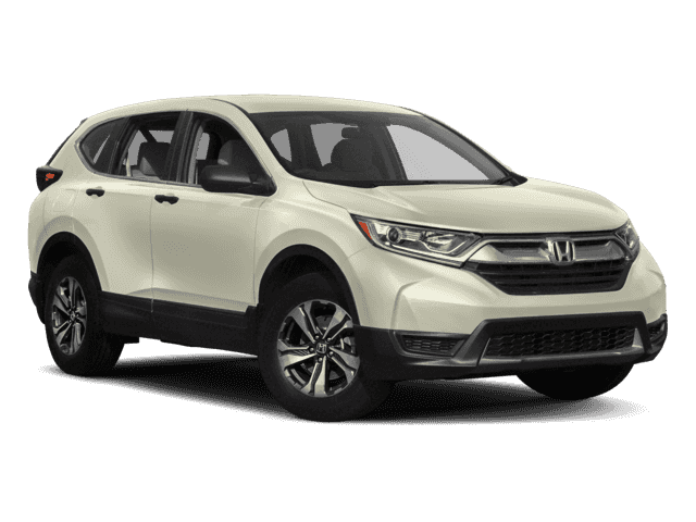 New 2017 Honda CR-V LX AWD