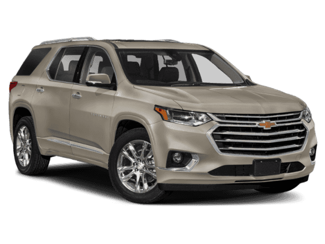 New 2020 Chevrolet Traverse Leather