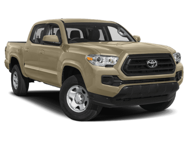 New 2020 Toyota TACOMA TRD OFFRD TRD Off Road