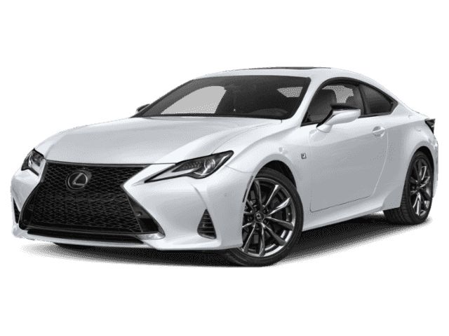 New 2020 Lexus RC 300