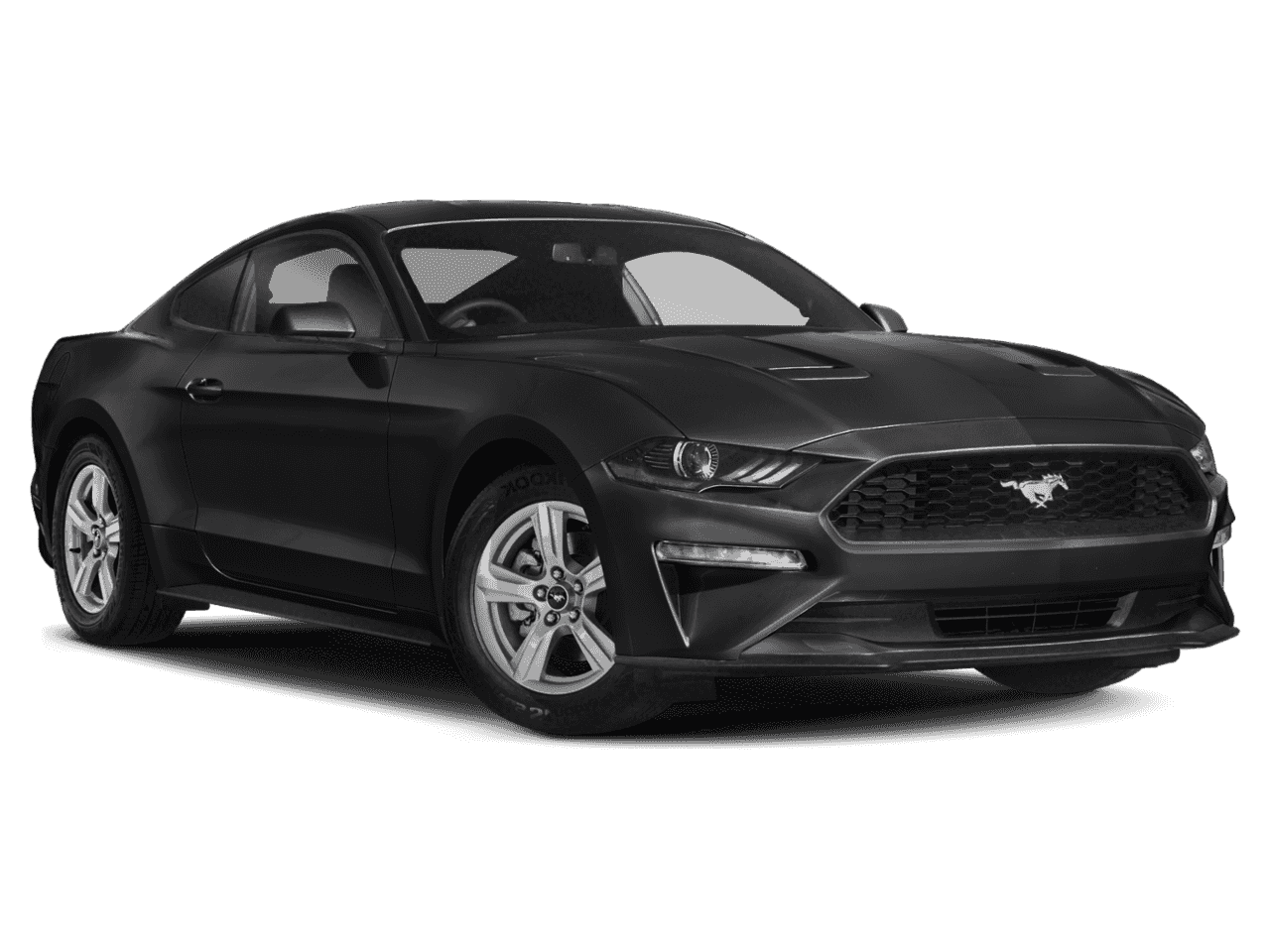 2020 Ford Mustang EcoBoost Premium With Navigation