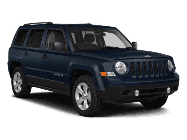 new 2017 jeep patriot sport 4d sport utility in barberton 1c17353 fred martin superstore. Black Bedroom Furniture Sets. Home Design Ideas