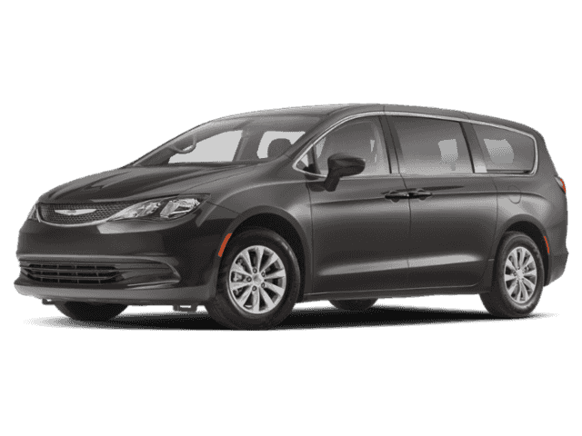 New 2020 Chrysler Pacifica LX