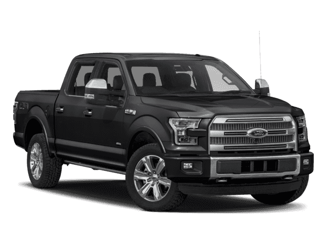 New Ford F-150 Platinum