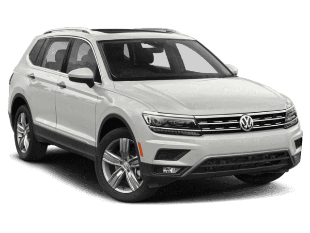 New 2020 Volkswagen Tiguan SEL with 4MOTION®