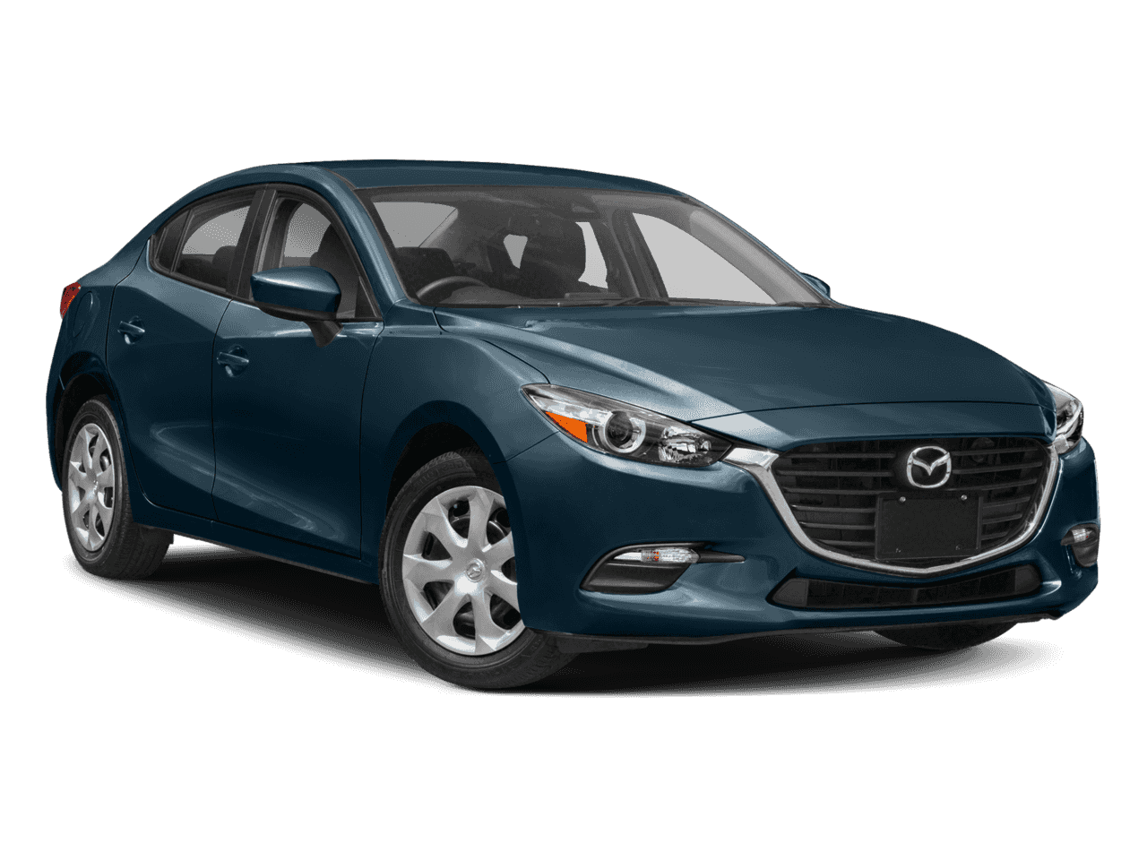 Mazda 3 Owners Manual: Identification Numbers