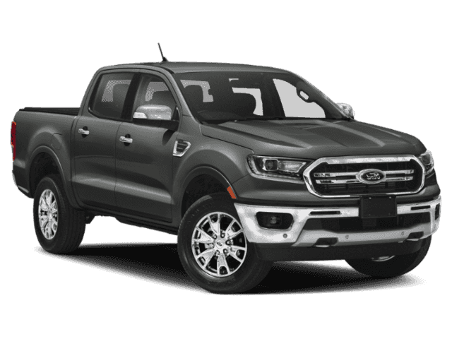 New 2020 Ford Ranger LARIAT