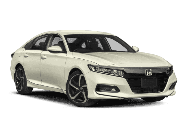 New 2018 Honda Accord Sedan Sport Manual