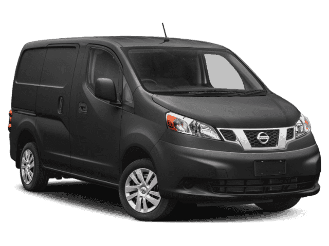 New 2019 Nissan NV200 I4 SV