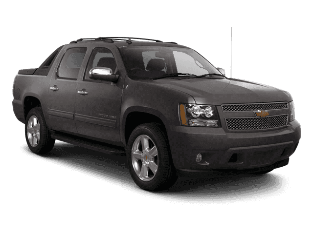 Pre-Owned 2010 Chevrolet Avalanche 1500 LS 4WD