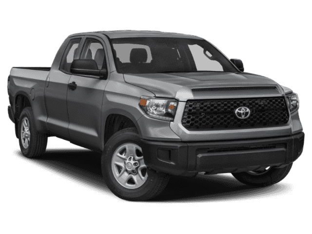 New 2019 Toyota Tundra 4WD SR5 Double Cab 6.5' Bed 5.7L