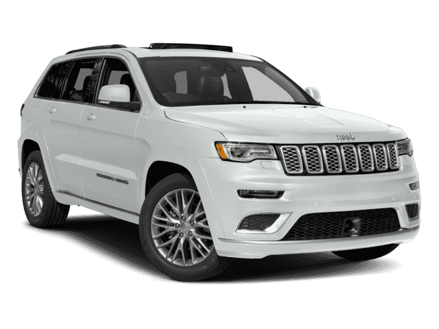 New Jeep Grand Cherokee Summit V6 | Sunroof | Navigation | DVD