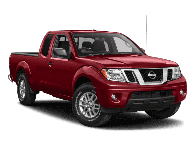 New Nissan Frontier 4X4 SV KC