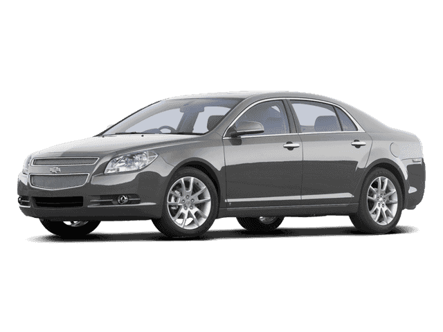 Pre-Owned 2009 CHEVROLET MALIBU LTZ Sedan