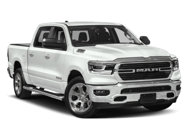 New 2019 RAM All-New 1500 Tradesman