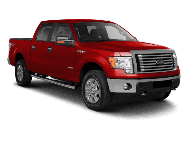 Pre-Owned 2012 Ford F-150 XLT 4WD