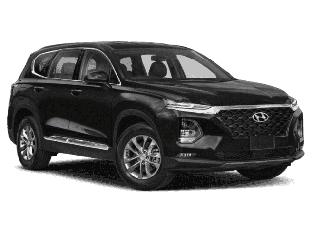 2020 Hyundai Santa Fe Preferred AWD 2.4L Sun and Leather