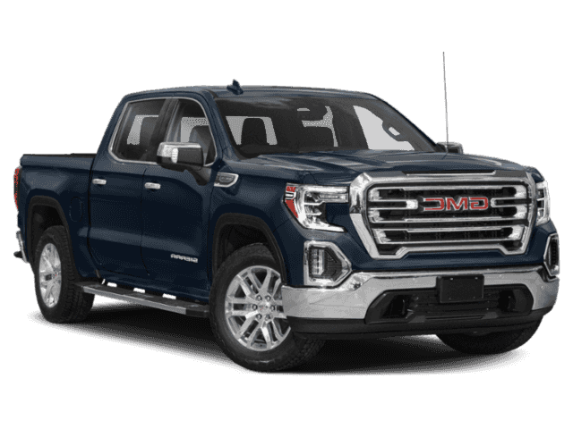 New 2020 GMC Sierra 1500 4WD Crew Cab 157 AT4
