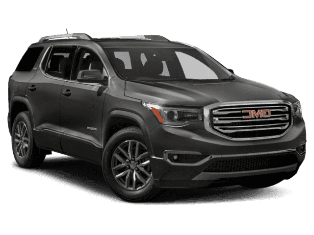 New 2019 GMC Acadia SLE-2 Demo