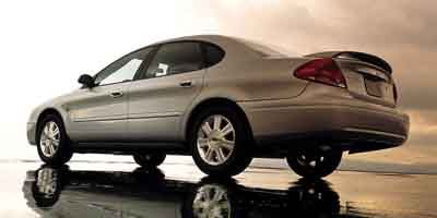 Pre-Owned 2004 FORD TAURUS SE Sedan 4