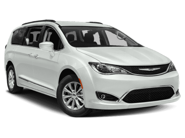 New 2019 Chrysler Pacifica Limited | Navigation | Theatre Group