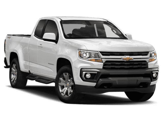 New 2021 Chevrolet Colorado Work Truck RWD 4D Extended Cab