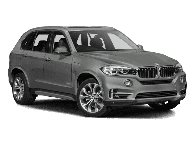 New BMW X5 xDrive40e