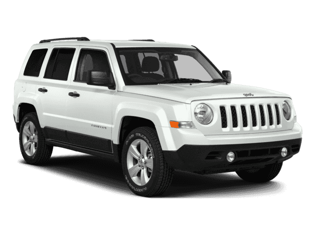 Pre Owned 2016 Jeep Patriot Laude 4wd