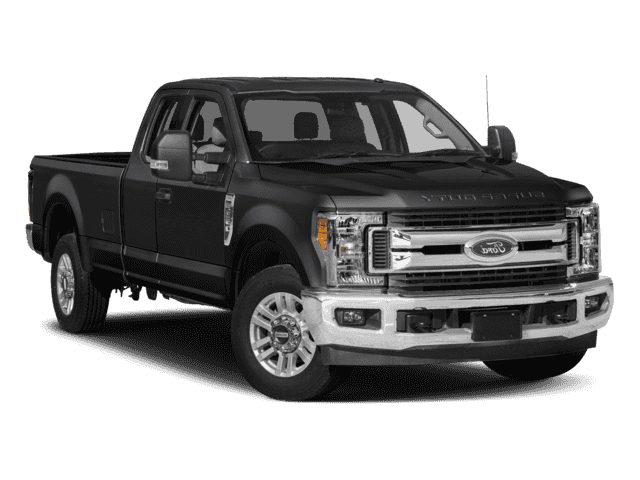 New 2018 Ford F-250 XLT 4WD