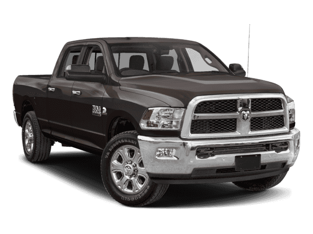 New 2017 Ram 2500 Outdoorsman 4WD