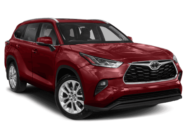 2020 Toyota Highlander Limited 4dr Front-wheel Drive