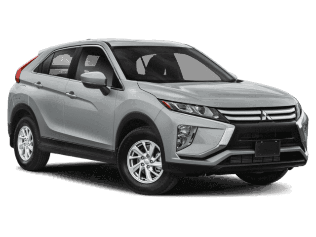 New 2020 Mitsubishi Eclipse Cross 4d SUV FWD ES