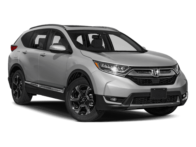 New 2018 Honda CR-V Touring - DEMO