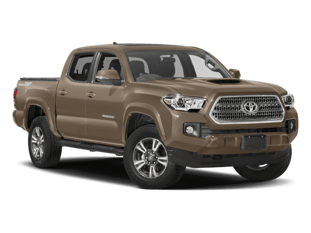 new 2017 toyota tacoma trd sport double cab 6 39 bed v6 4x2 double cab in santa monica 17710155. Black Bedroom Furniture Sets. Home Design Ideas
