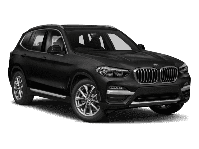 New 2018 BMW X3 xDrive30i AWD