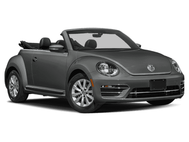 Volkswagen Beetle Convertible >> New 2019 Volkswagen Beetle Convertible Final Edition Sel 2d
