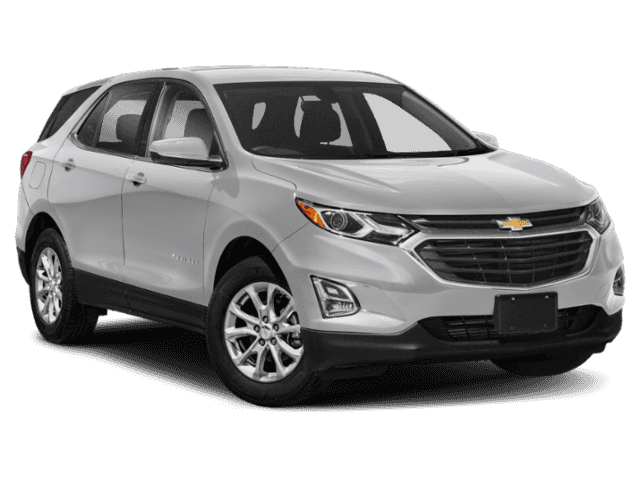 New 2020 Chevrolet Equinox 1LT