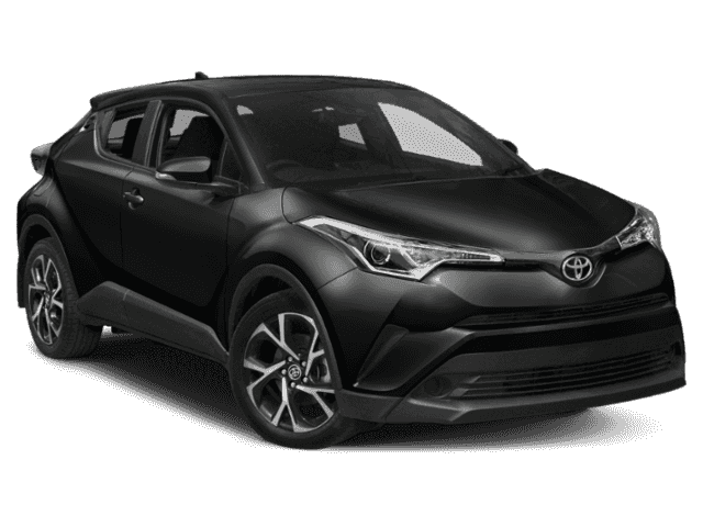 New 2019 Toyota C Hr Limited Sport Utility In Escondido 1021896