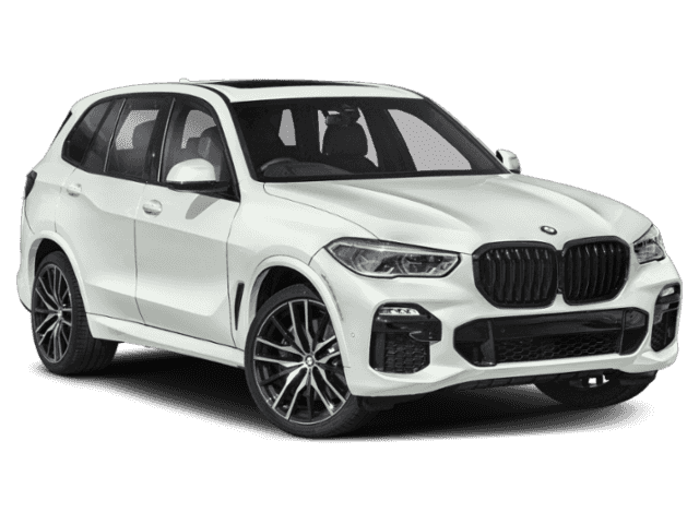 New 2020 BMW X5 M50i Sports Activity Vehicle