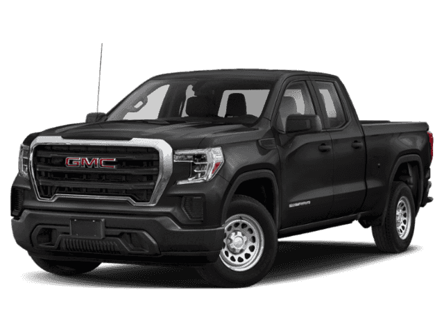 New 2019 GMC Sierra 1500 Elevation 4WD Extended Cab Pickup